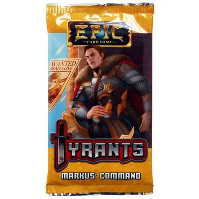Epic - Tyrants - Markus' Command