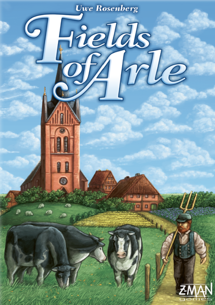 Fields of Arle (anglicky)