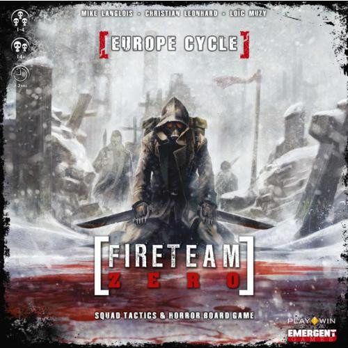 Fireteam Zero: Europe Cycle
