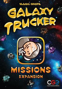 Galaxy Trucker: Missions (anglicky)