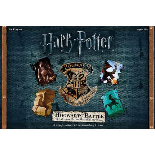 Harry Potter: Hogwarts Battle – The Monster Box of Monsters Expansion