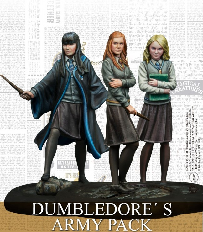 Harry Potter Miniatures Adventure Game - Dumbledore's Army