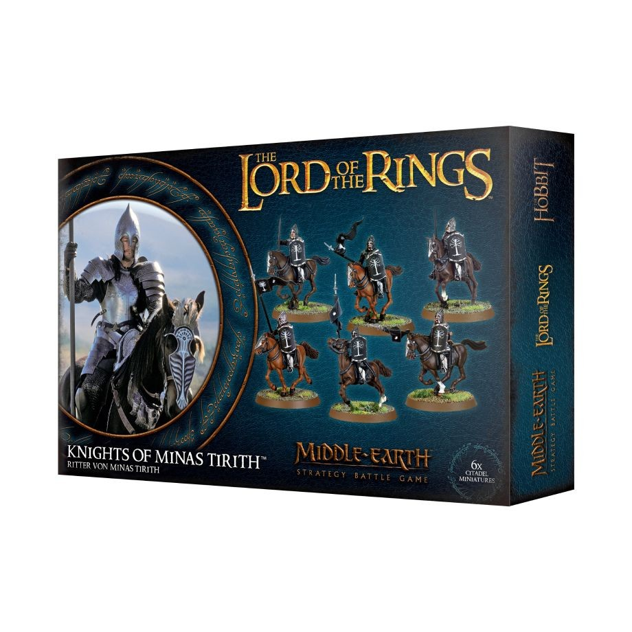 Middle-Earth Strategy Battle Game - Knights of Minas Tirith™
