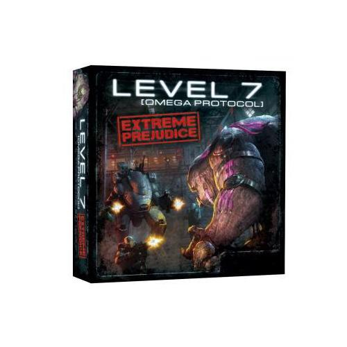Level 7 [Omega Protocol]: Extreme Prejudice