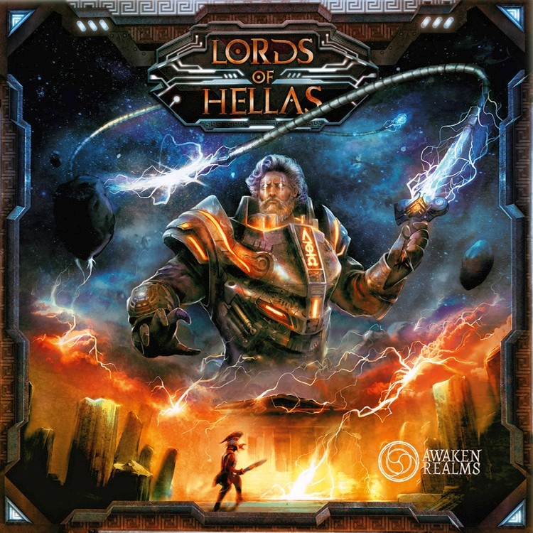 Lords of Hellas (anglicky)