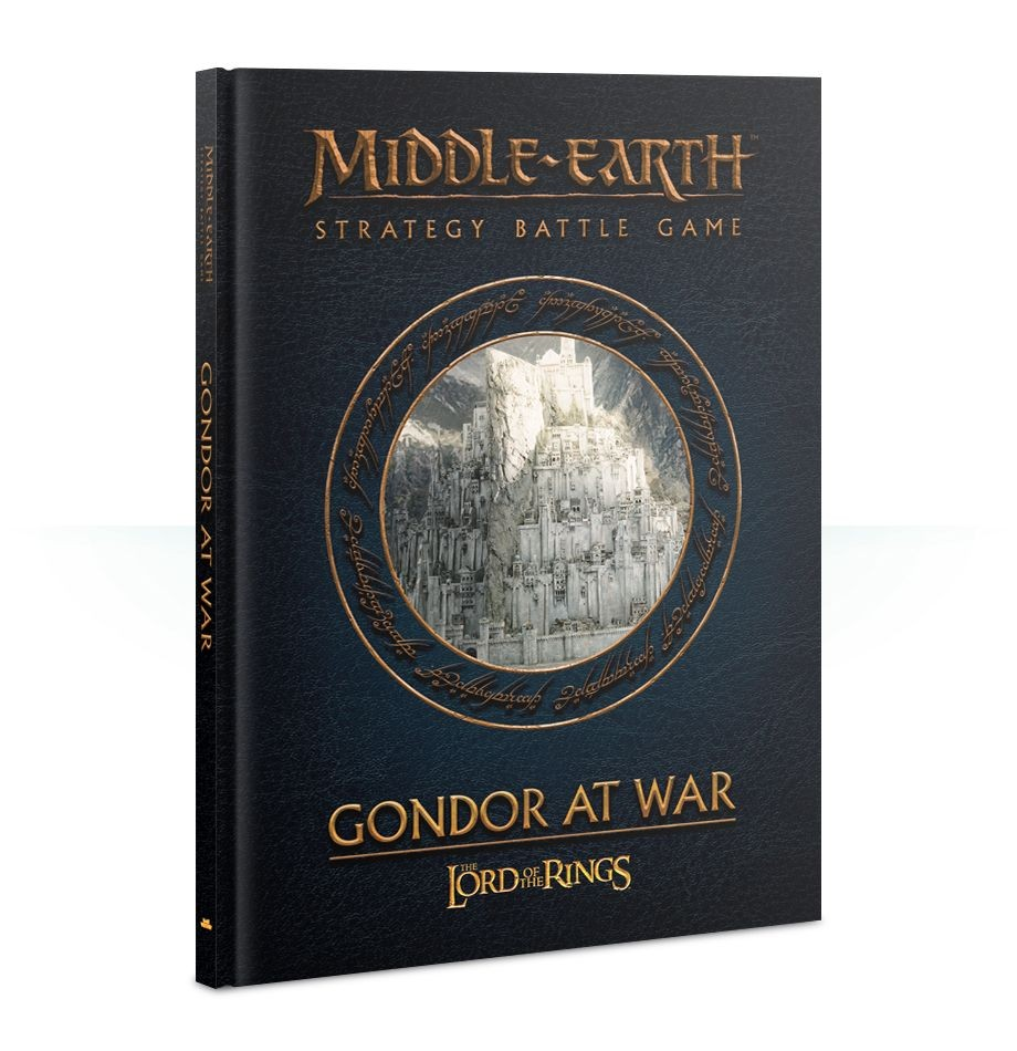 Middle-Earth Strategy Battle Game - Gondor at War