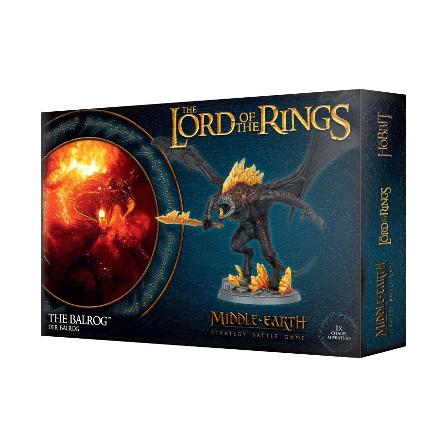 Middle-Earth Strategy Battle Game - The Balrog™