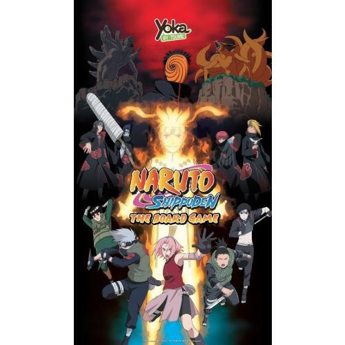 Naruto Shippuden: The Board Game