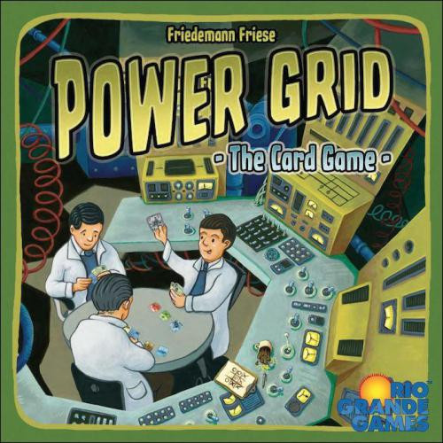 Power Grid: The Card Game