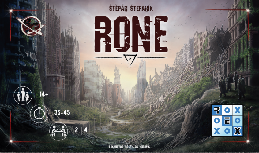 RONE - Race of New Era (česky)
