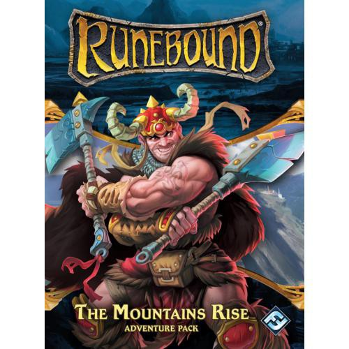 Runebound (3rd Edition) - The Mountains Rise (Adventure Pack)