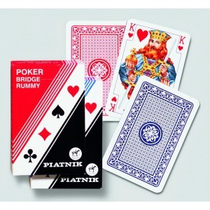 Sada karet Poker, Bridge, Rummy