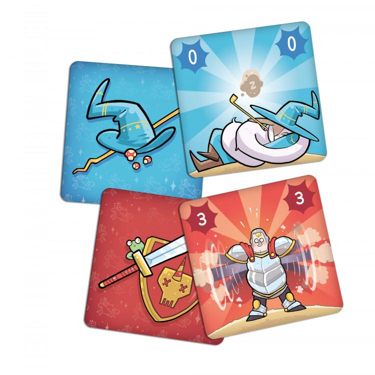 Semi jednorožce akční karty