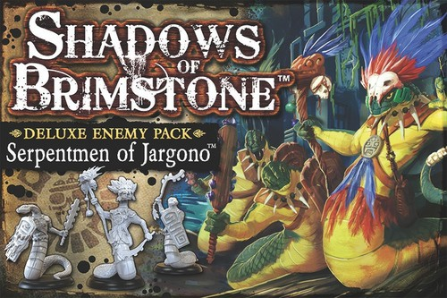 Shadows of Brimstone: Serpentmen of Jargono