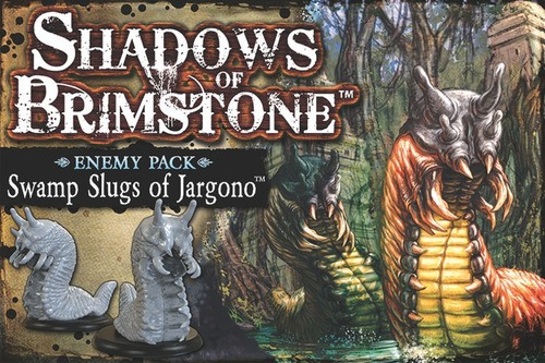Shadows of Brimstone: Swamp Slugs of Jargono