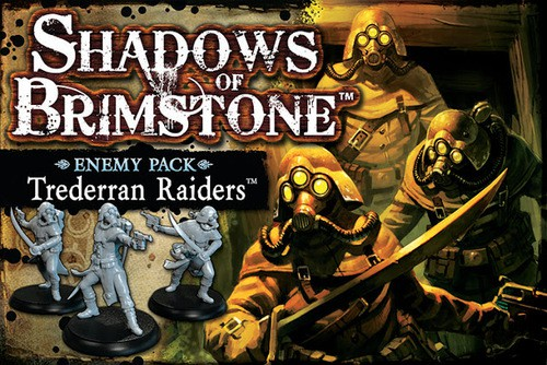 Shadows of Brimstone: Trederran Raiders