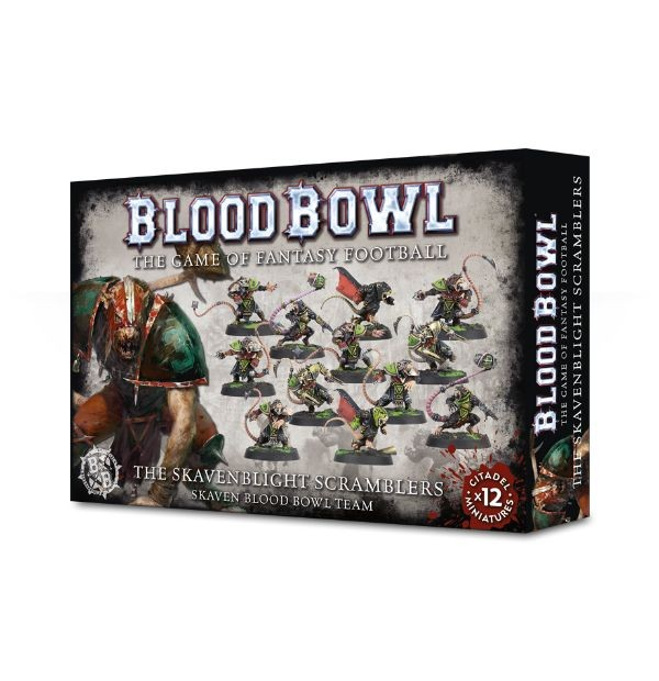 Skavenblight Scramblers (Blood Bowl team)