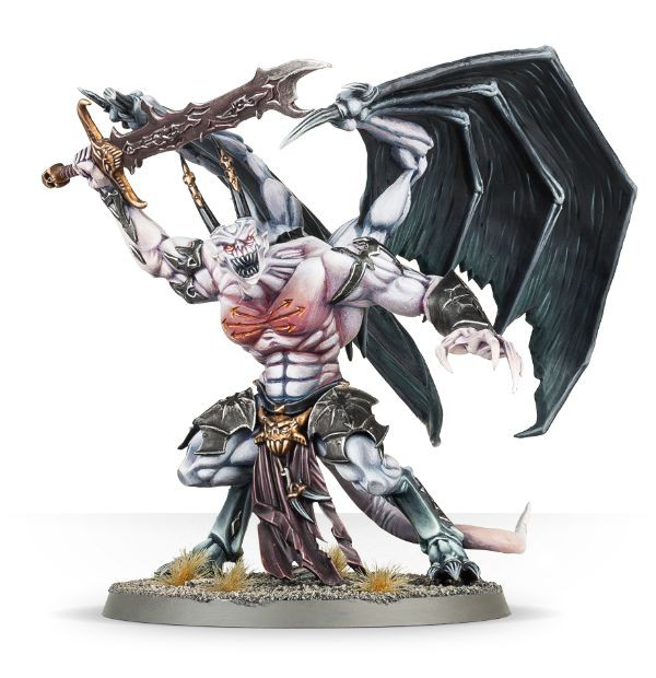 Slaves to Darkness:Daemon Prince