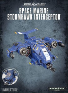 Space Marine: Stormhawk Interceptor