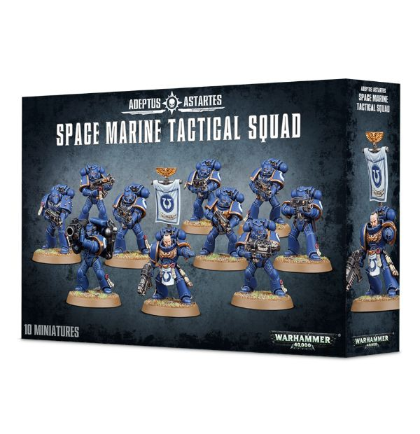 Space Marine: Tactical Squad