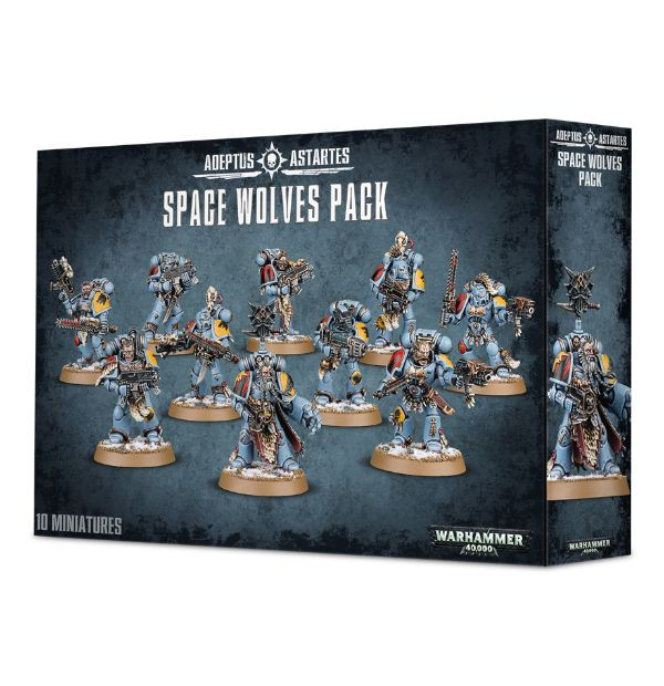 Space Wolves: Pack