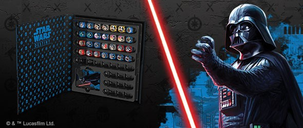 Star Wars: Destiny - Darth Vader Binder (pořadač)