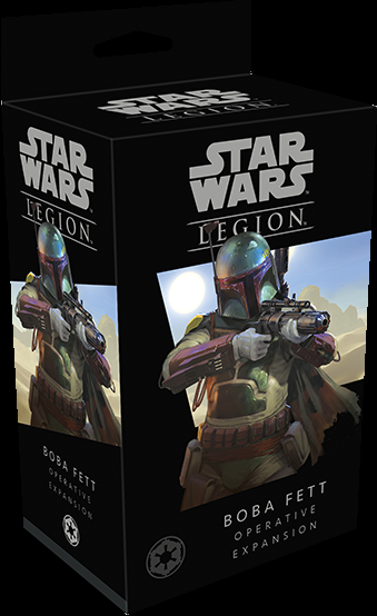 Star Wars: Legion Boba Fett Operative Expansion
