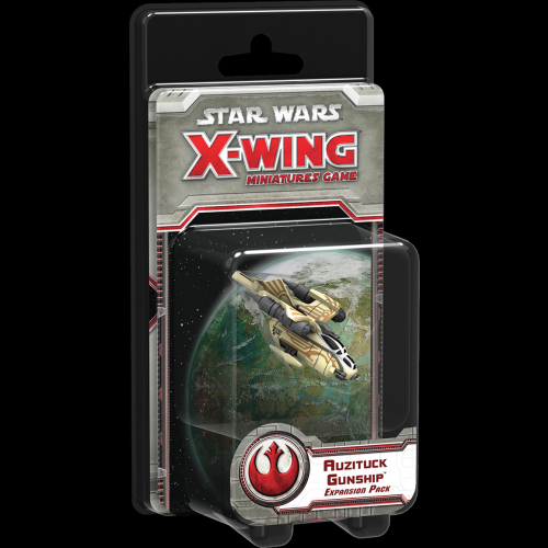 Star Wars: X-Wing Miniatures Game - Auzituck Gunship