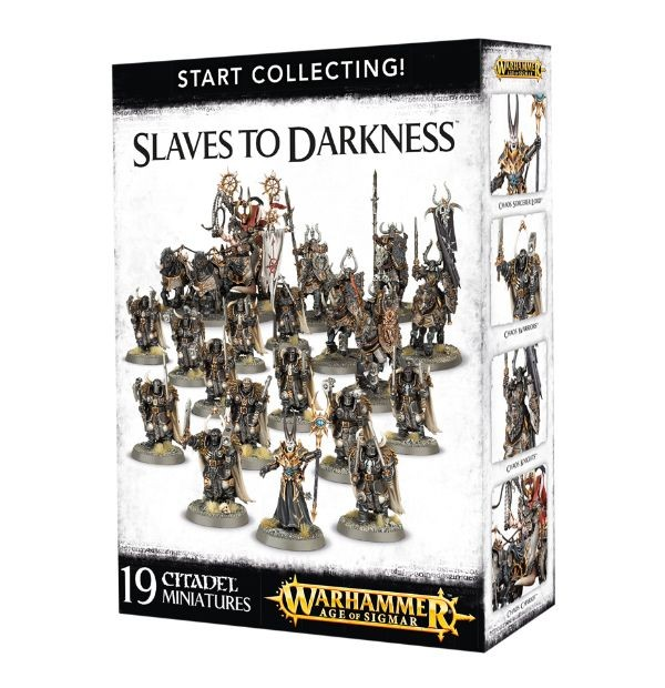 Start Collecting! Slaves to Darkness (Warhammer: Age of Sigmar)