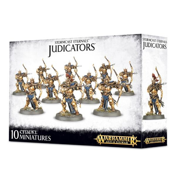 Stormcast Eternals: Judicators (2017)