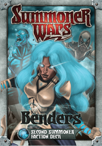 Summoner Wars: Benders - Second Summoner