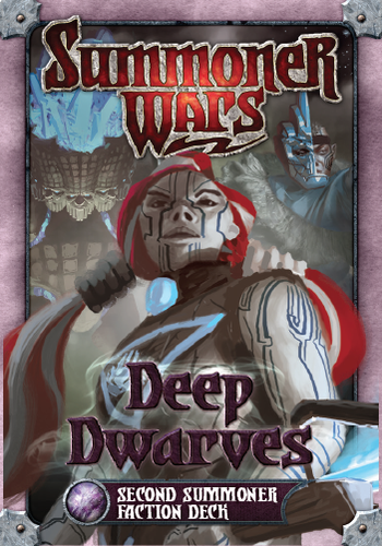 Summoner Wars: Deep Dwarves - Second Summoner