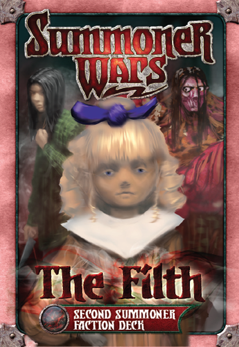 Summoner Wars: Filth - Second Summoner