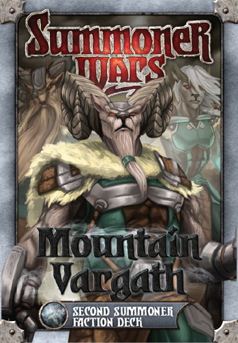 Summoner Wars: Mountain Vargath - Second Summoner