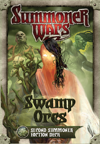 Summoner Wars: Swamp Orcs - Second Summoner