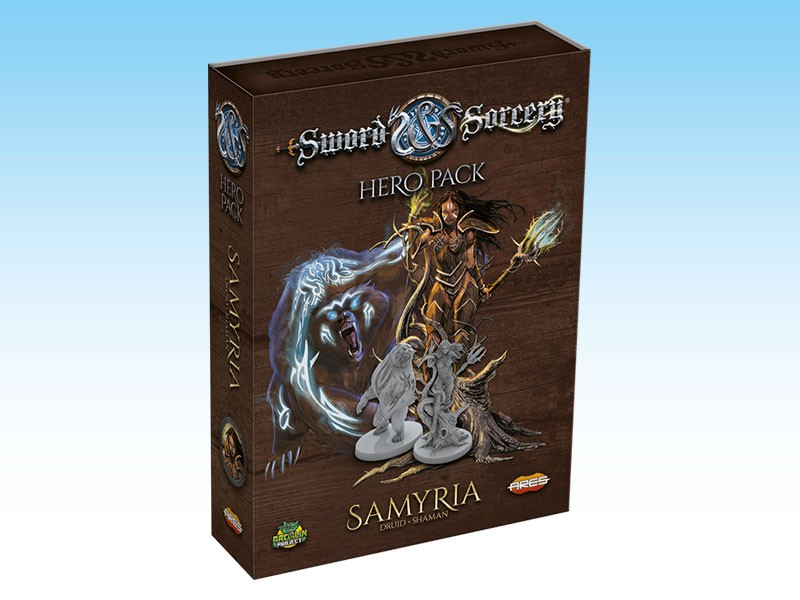 Sword & Sorcery - Samyria Hero pack