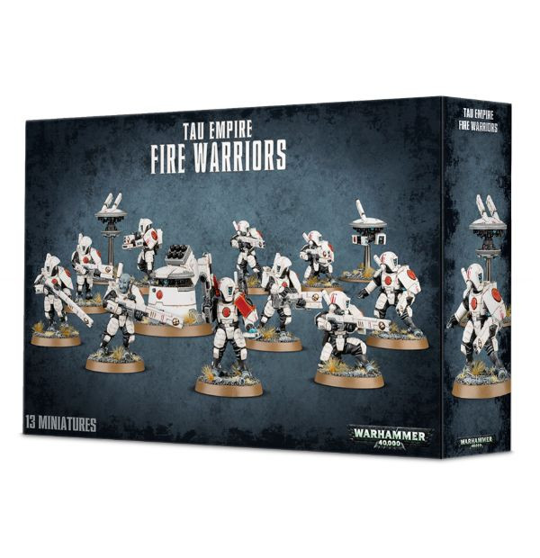 Tau Empire: Fire Warriors
