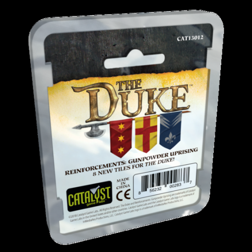 The Duke: Reinforcements – Gunpowder Uprising