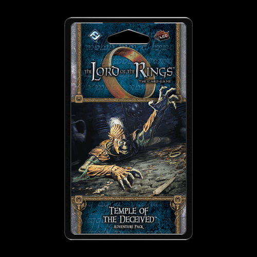 The Lord of the Rings LCG: Temple of the Deceived