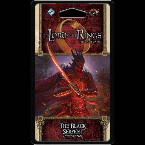The Lord of the Rings LCG: The Black Serpent