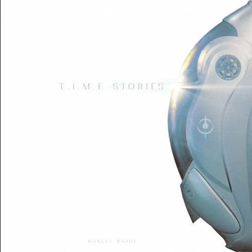 Time Stories (T.I.M.E Stories) - česky