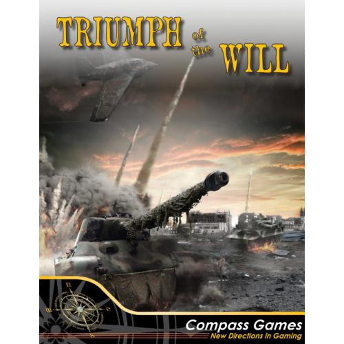 Triumph of the Will: Nazi Germany vs. Imperial Japan, 1948