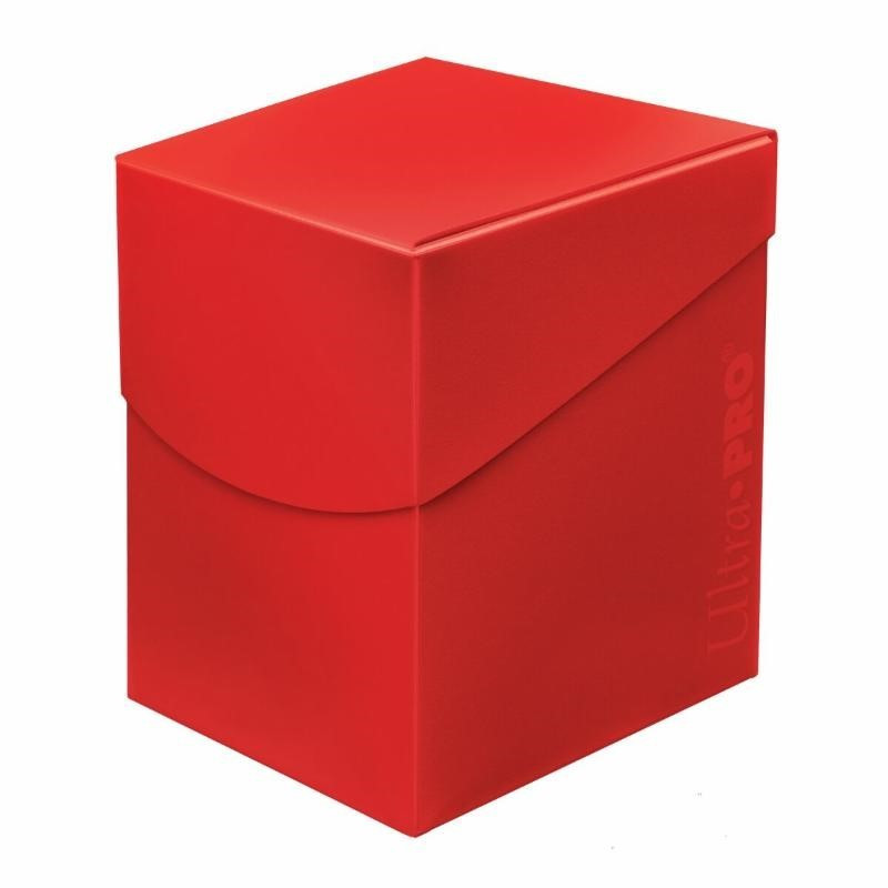 UP - Eclipse PRO 100+ Deck Box - Apple Red