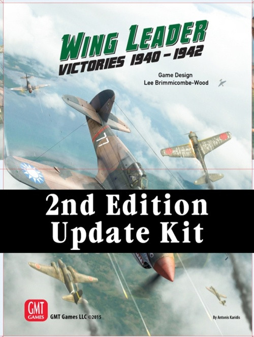 Update kit Wing Leader - Victories 1940 - 1942