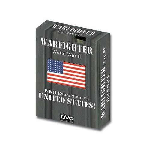 Warfighter: WWII Expansion #1 – United States