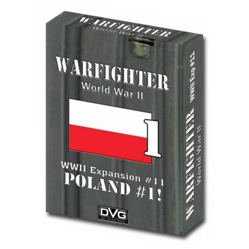 Warfighter: WWII Expansion #11 – Poland #1