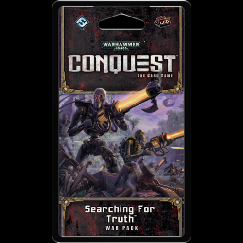 Warhammer 40.000: Conquest (LCG) - Searching for Truth