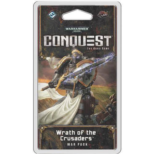 Warhammer 40.000: Conquest (LCG) - Wrath of the Crusaders