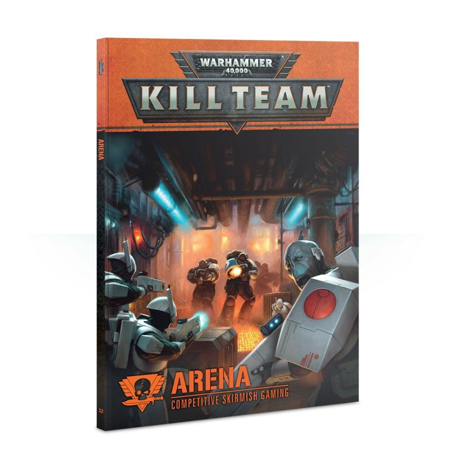 Warhammer 40,000: Kill Team: Arena – Competitive Gaming Expansion