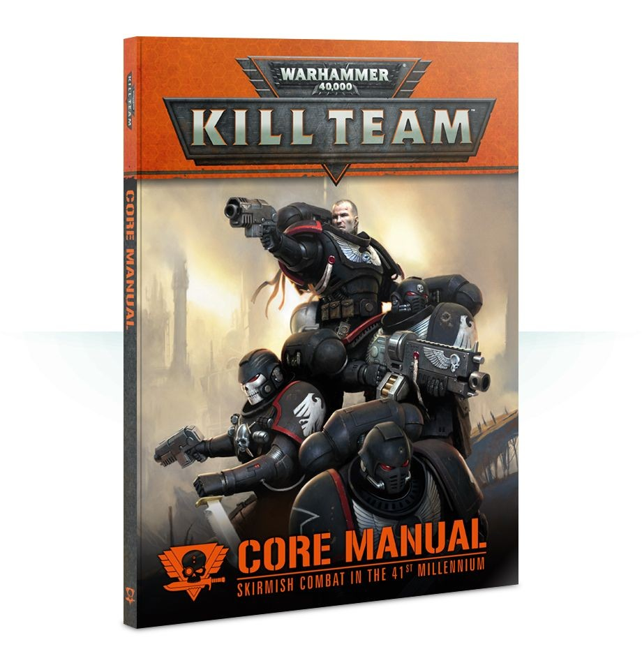 Warhammer 40,000: Kill Team core manual